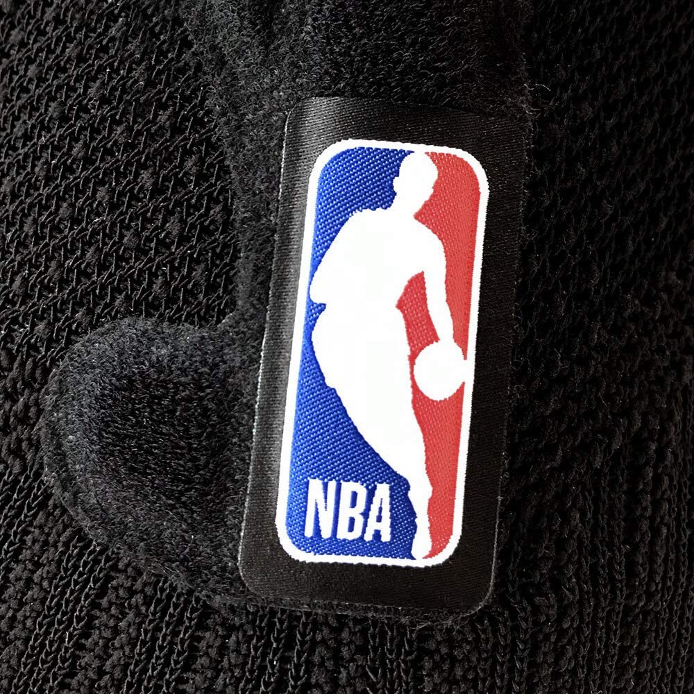 Sports Knee Support NBA // Sporta atbalsts celim NBA // BLACK // 1GAB.