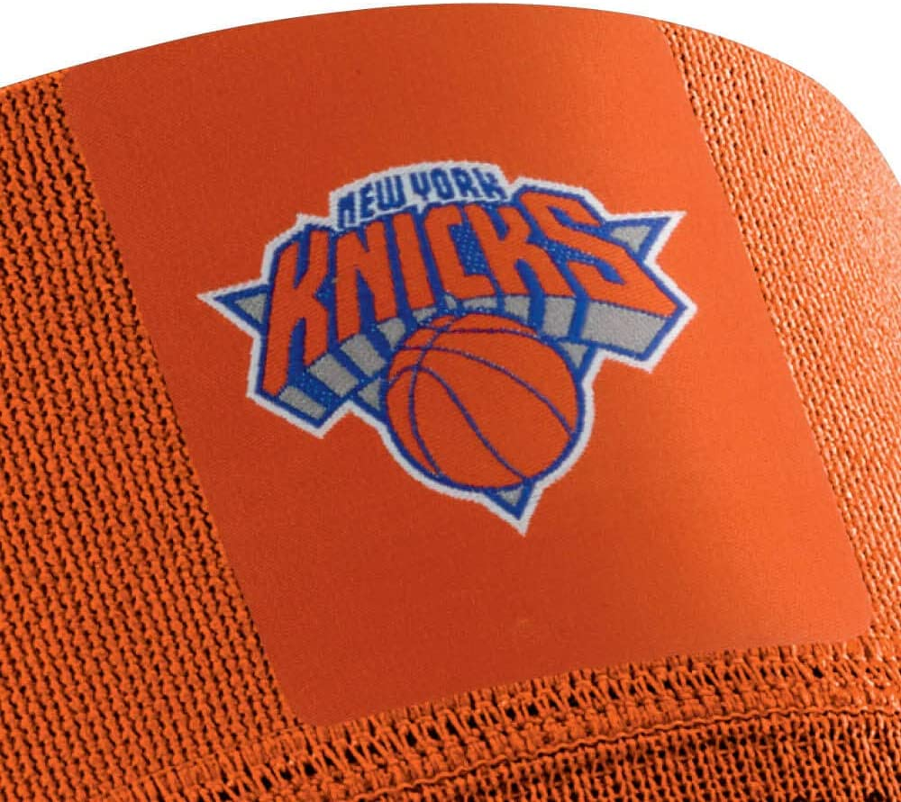 NEW YORK KNICKS // Sports Compression Knee Support NBA Team Editions // Sporta kompresijas ceļa locītavas atbalsts