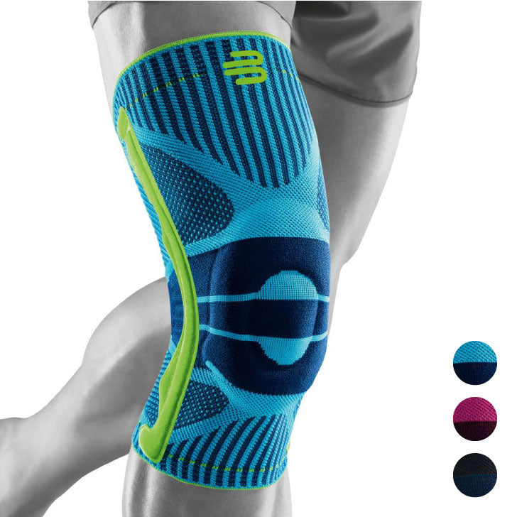 SPORTS KNEE SUPPORT // sporta atbalsts celim