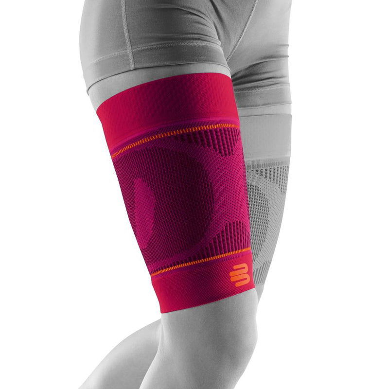 SPORTS COMPRESSION SLEEVES UPPER LEG// sporta kompresijas zeķes augšstilbam