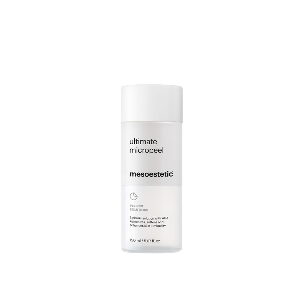 ultimate micropeel | Mikropīlings | Virspusējs divfāžu ādas pīlings | 150ml