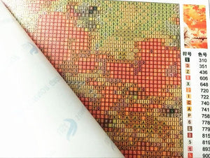 5d Diy Diamond Painting Crystal Cross Stitch Full Needlework Home Decorative 3d - coolelectronicstore.com