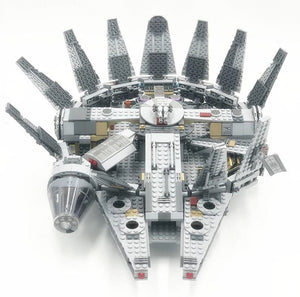 Lepin 05007 1381pcs Building Blocks Force Awakens Star Series Wars Set Millenns - coolelectronicstore.com