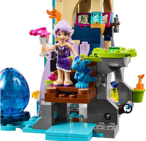 Bela Elves 10549 The Dragon Sanctuary Building Bricks Blocks DIY Educational - coolelectronicstore.com