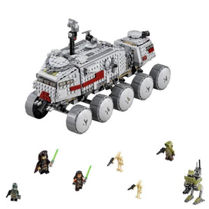 933pcs Lepin 05031 Clone Turbo Tank Wars Building Blocks Compatible Legoinglys - coolelectronicstore.com