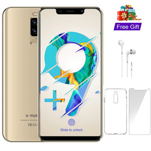 "4G LTE TEENO VMobile S9 Mobile Phone Android 8.1 5.84"" Full Screen 3GB+16GB 13MP Camera celular Smartphone Unlocked Cell Phone - coolelectronicstore.com"
