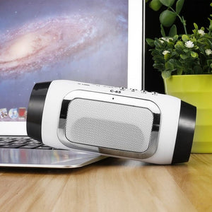 Newest Portable Bluetooth Wireless Speaker C-65 Mini Support TF Card Hand-free Calls Outdoor Home Party Stereo Music Loudspeaker - coolelectronicstore.com