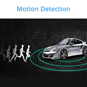 Rear Camera Car DVR Recorder Dash Cam Night Vision - coolelectronicstore.com