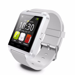 "For Android XIAOMI SAMSUNG Smart Phone1.48"" TFT LCD Bluetooth 3.0+EDR 2.4GHz Smart Wrist Watch Phone Camera Card - coolelectronicstore.com"