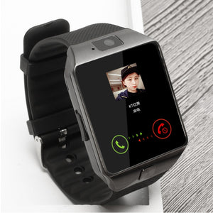 Bluetooth smart watch Intelligent Wristwatch Support Phone Camera SIM TF GSM for Android iOS Phone dz09 pk gt08 a1 men and women - coolelectronicstore.com