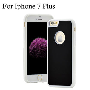 6 6s Novel Anti-gravity Phone Case For iPhone 6 6s 7 Plus Magical Anti gravity Nano Suction Cover Adsorbed Car Antigravity Cases - coolelectronicstore.com