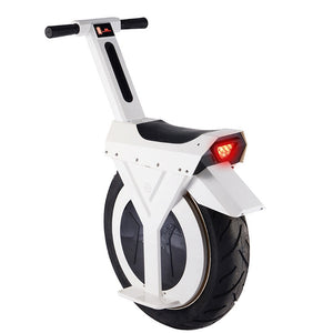 17inch  60V 500w Smart balance scooter Unicycle self balancing bicycle Snowy beach fat   Electric motorcycle  Ebike - coolelectronicstore.com