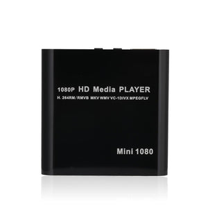 US Plug Mini HDMI Media Player - coolelectronicstore.com