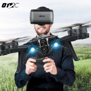 2.4G RC Helicopter High Speed Brushless Motor RC Drone With Camera FPV Real-Time Image Transmission RC Quadcopter - coolelectronicstore.com