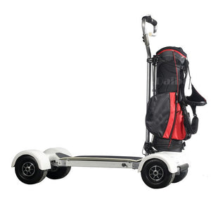 Adult Electric Scooter 4 Wheel Golf Cart Self Balancing - coolelectronicstore.com