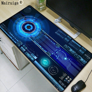 Mairuige 90X40CM Super Large Size Mouse Pad Natural Rubber Material Waterproof Desk Gaming Mousepad Desk Mats for dota LOL CSGO - coolelectronicstore.com