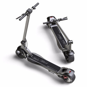 Widewheel  Electric scooter Dual motor scooter - coolelectronicstore.com