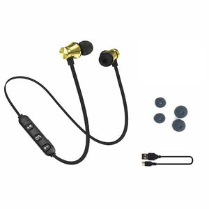 Waterproof Wireless Bluetooth Earphone Sport Earphones Wireless With Microphone FOR xiaomi samsung Earphone With charging - coolelectronicstore.com