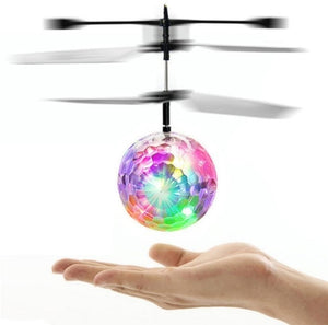 Colorful Flying Ball RC Luminous Kid's Flying Balls - coolelectronicstore.com