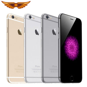 100% Original Apple iPhone 6 Dual Core 4.7Inches 1GB RAM 16/64/128GB ROM 8MP Camera WCDMA LTE IPS IOS Unlocked - coolelectronicstore.com