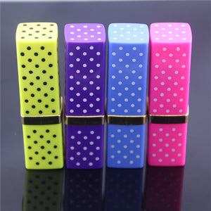 New Style Lighters Creative Lipstick Shape Butane Gas Lighter-Random Color NO GAS - coolelectronicstore.com