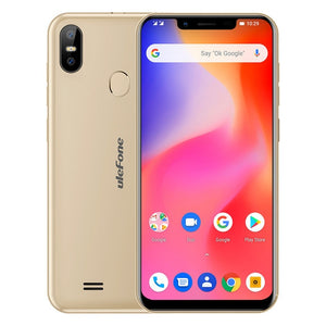 Android 8.1 5.7 inch 19:9 MT6739 Quad Core 2GB RAM 16GB ROM 13MP+5MP Face Unlock 4G Smartphone - coolelectronicstore.com