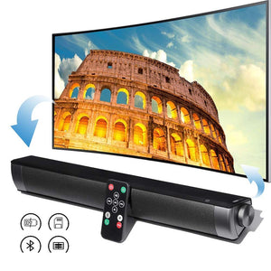 Sound Bar TV Soundbar Wired and Wireless Bluetooth - coolelectronicstore.com