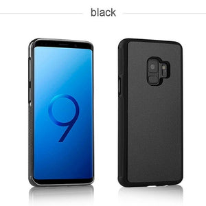 S6 S7 Edge Anti Gravity Phone Case For Samsung Galaxy Note 9 8 5 4 Nano Suction Super Adsorption Case For Samsung S8 S9 Plus S7 - coolelectronicstore.com