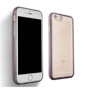 Clear Anti Gravity Phone Case for iPhone 5 5S SE 6 7 8 Plus X XR XS MAX Anti-gravity Antigravity Transparent Case Nano Suction - coolelectronicstore.com