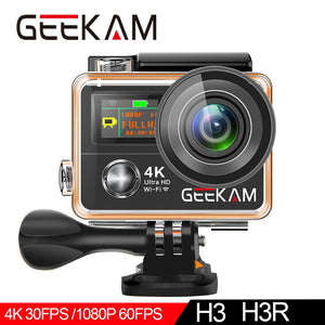 "Action Camera Ultra HD 4K/30fps 20MP WiFi 2.0"" 170D Dual Screen Waterproof Helmet Video Recording Camera Sport Cam - coolelectronicstore.com"