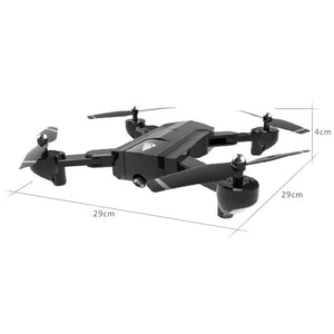 SG900 Foldable Quadcopter Toys 720P Drone WIFI FPV Dron GPS Optical Flow Positioning RC Drones Helicopter With Camera Gift - coolelectronicstore.com