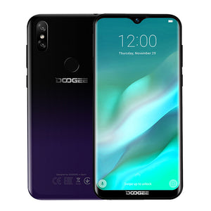 "DOOGEE Y8 3GB RAM 16GB ROM Android 9.0 Smartphone 6.1""FHD 19:9 Display 3400mAh MTK6739 Quad Core 4G LTE Mobile Waterdrop Screen - coolelectronicstore.com"