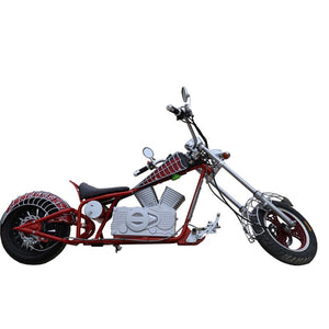 Adult Electric Harly Citycoco Electric Spider-Man Motorcycle 72V20A 1500W with 80km/h - coolelectronicstore.com