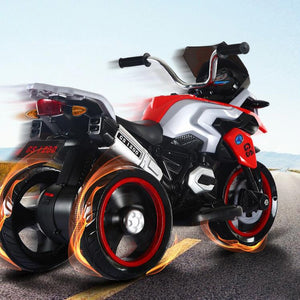 Electric motorcycle 6V city coco citycoco lithium battery Multi color Fashionable and popularChildren's Toys Early education - coolelectronicstore.com