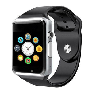 Sport A1 Bluetooth Smart Watch W8 for Apple Watch with Camera 2G SIM TF Card Slot Smartwatch Phone For Android IPhone Russia T15 - coolelectronicstore.com