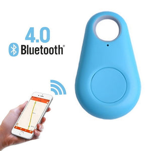 Pet Dog GPS Tracker Child Carphon phone Anti Lost Remind Mini Smart Bluetooth Tracer GPS Locator Alarm Wallet Finder Key - coolelectronicstore.com