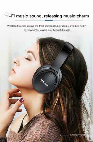 Bluetooth 5.0 Earphone Wireless Headphone With Microphone Deep Bass Gaming Headset IPX5 Waterproof For Smartphone - coolelectronicstore.com