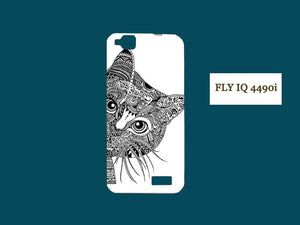 Phone Back Case  SOFT TPU back Cover  Nano Butterfly Eiffel Tower Lion Painted Case - coolelectronicstore.com
