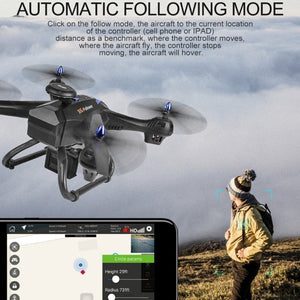 X183S RC Drone with 1080P 5G Camera Headless Mode Altitude Hold One Key Return Mini Remote Control GPS Quadrocopter - coolelectronicstore.com