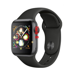 4 colors IWO 8 Smartwatch 44mm case Watch Series 4 for Xiaomi Samsung with call message reminder compatible for iphone 6 7 8 X - coolelectronicstore.com
