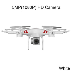 RC Quadcopter With Camera 1080P HD FPV Professional Drone 2.4G WIFI RC Helicopter 18 Minutes Battery Life - coolelectronicstore.com