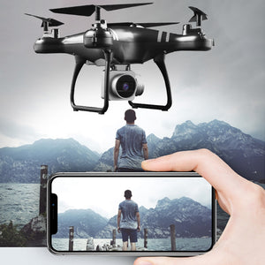 HJMAX Remote Control Drone Easy Operation  RC Quadcopter Training Supper Endurance HD Camera Wi-Fi FPV - coolelectronicstore.com