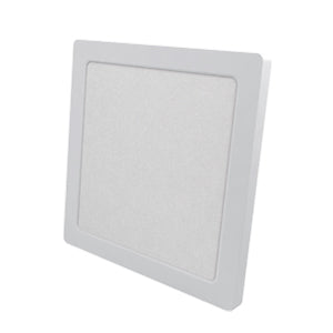 Slim Square Flush Mount Ceiling Fixture