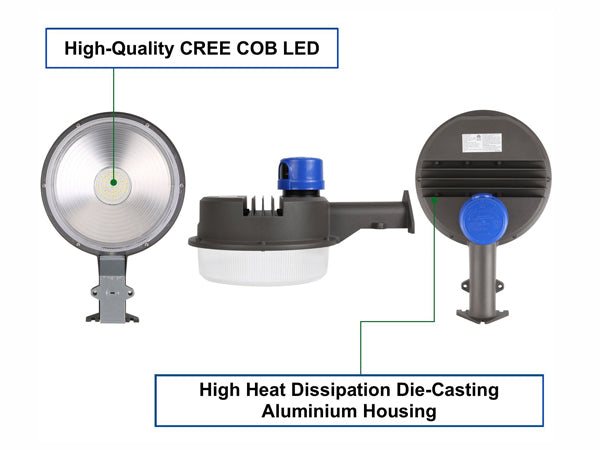 Outdoor Barn Light - 70W