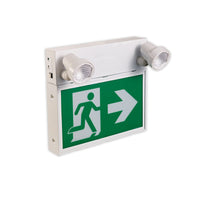 Steel Combo Emergency Light