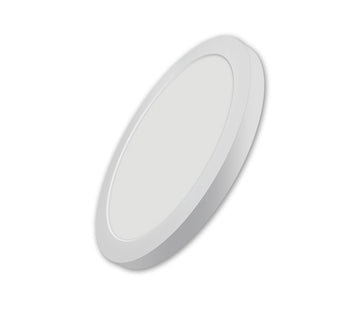 Slim Round Flush Mount Ceiling Fixture