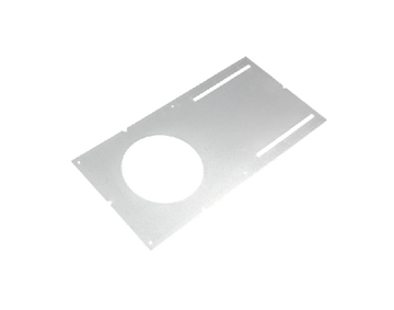 4 Inch Mounting Plate - Without Lip