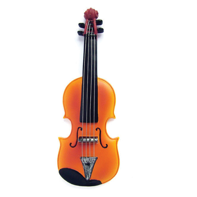 Violin Fridge Magnet