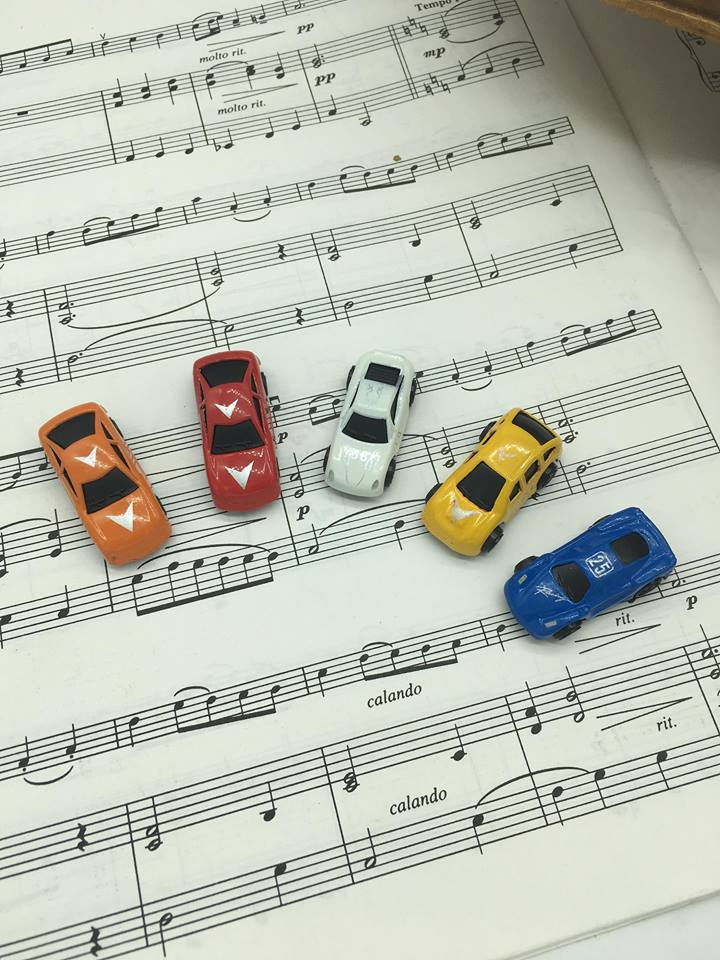 Mini Cars - Suzuki Strings