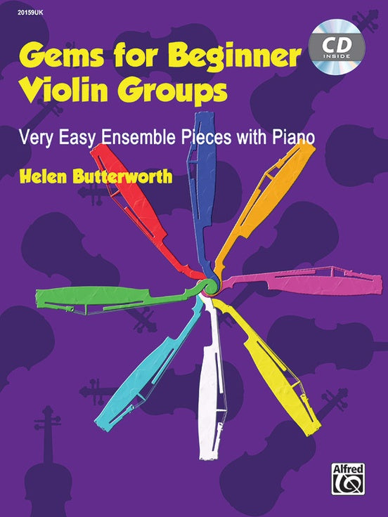 Gems for Beginner Violin Groups